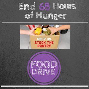 End 68 Hours of Hunger