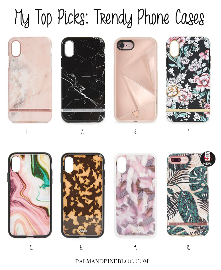 Trendy Phone Cases