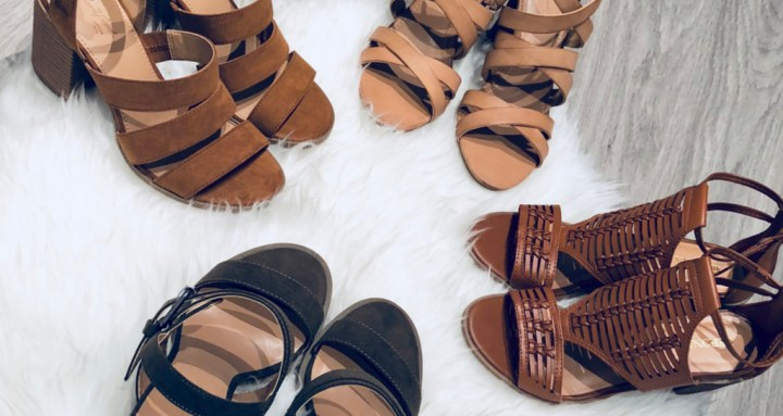 Target Spring Faves: 9 Footwear Finds You've Got To Have this Season