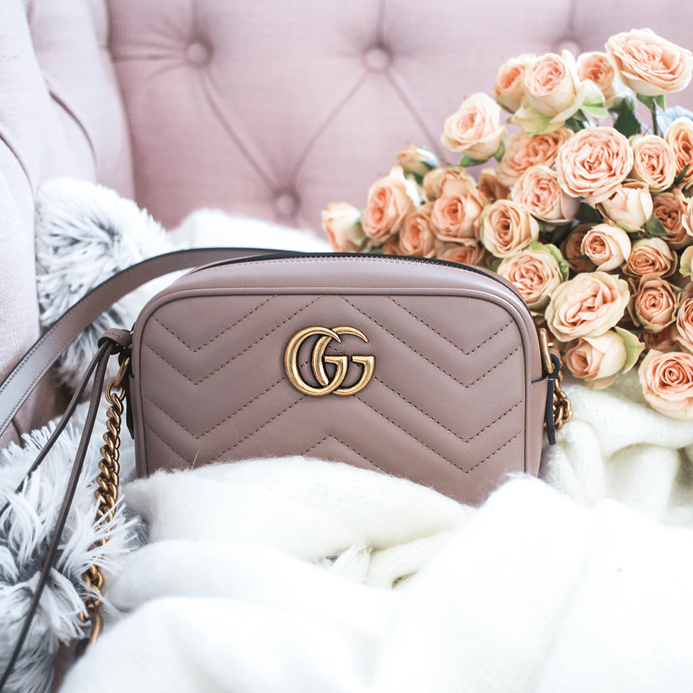 Enter to Win // Gucci Shoulder Bag + Urban Decay Giveaway