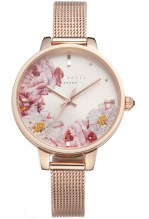 Ted Baker Kate Mesh Strap Watch