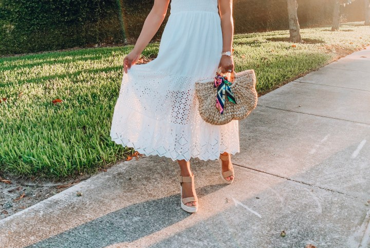 Featured Series // Red Dress Boutique: The Embroidered Midi Sundress