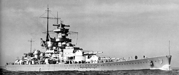 Scharnhorstfrom wikipedia