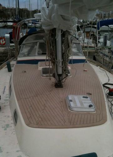 brico náutica Vista cubierta sintética