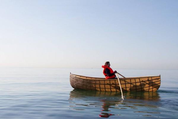 navegación a-mare remando