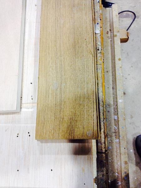 Ejemplo de madera a cortar