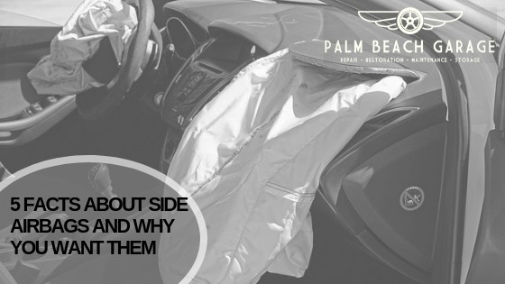 5 facts about side airbags and why you