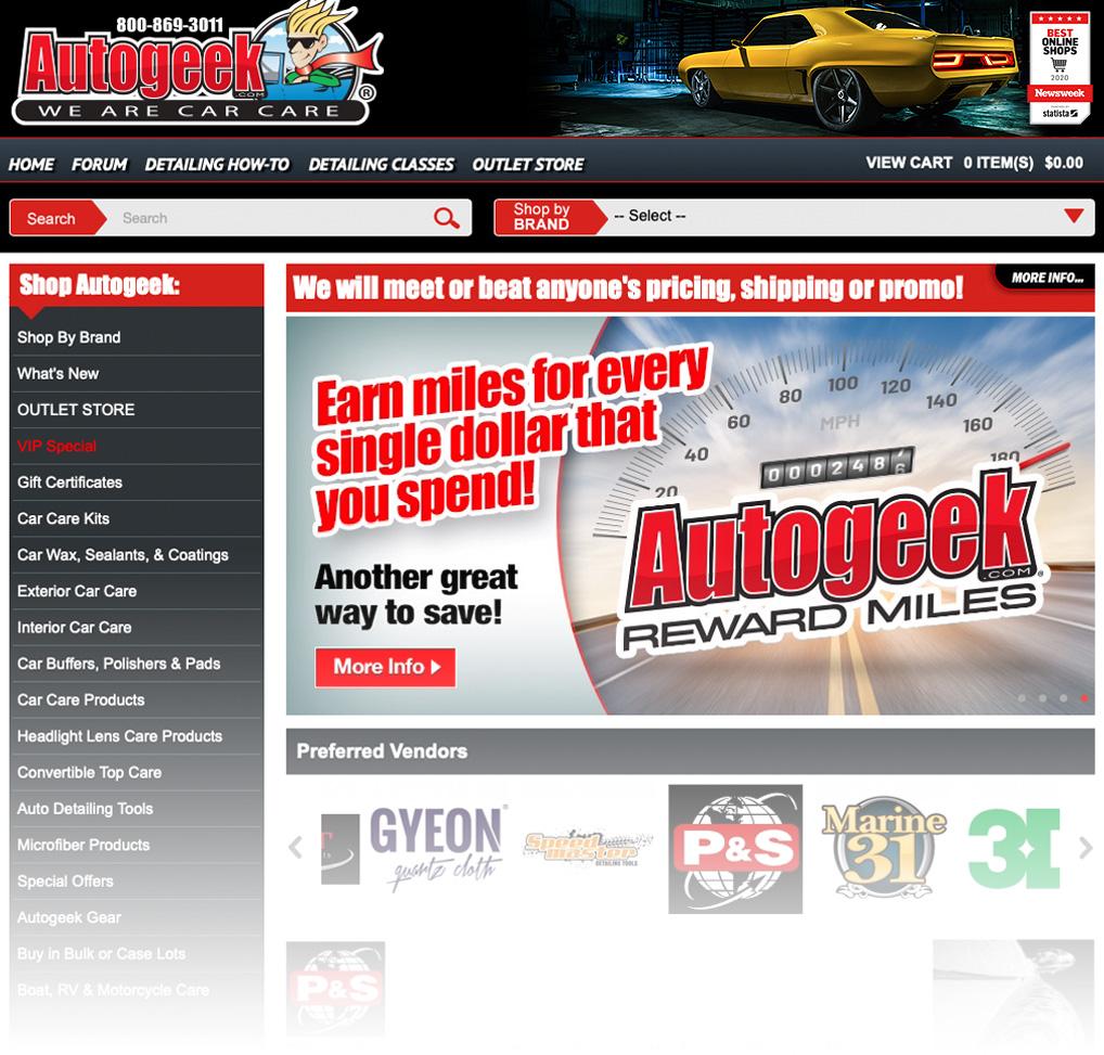 Autogeek - We are car care