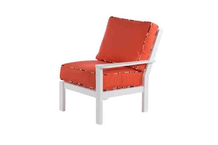 Sanibel Deep Seating Lounge Chair Right Arm