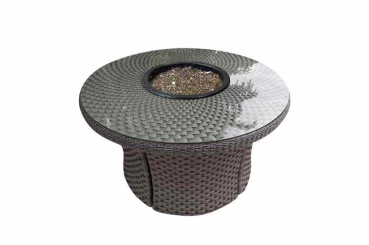 "Bonita 42"" Round Fire Table"