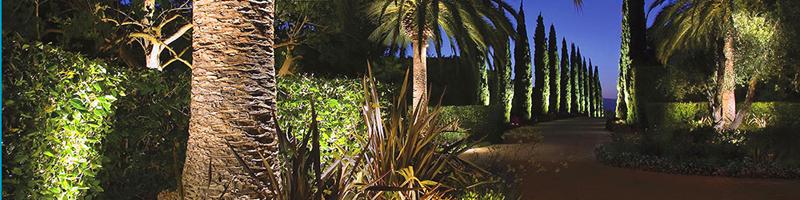 hardscape outdoor lighting palm coast landscape vero beach