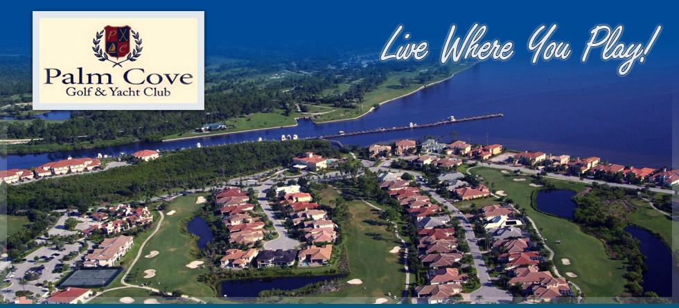 Palm Cove Palm City Florida Golf Course Information