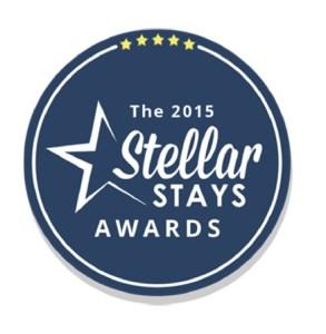 Stellar Stays award 2015