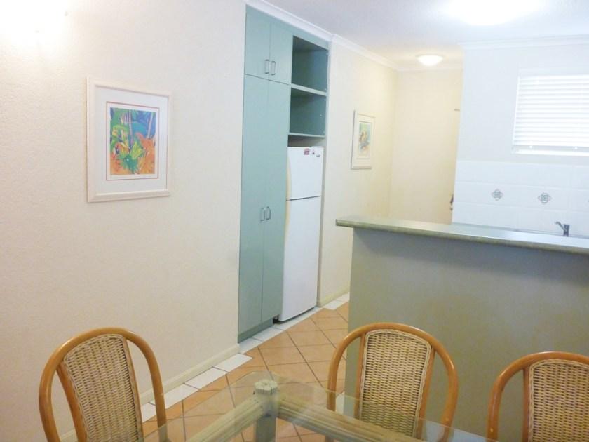 2 door refrigerator, Pantry 2 Bedroom Apartment