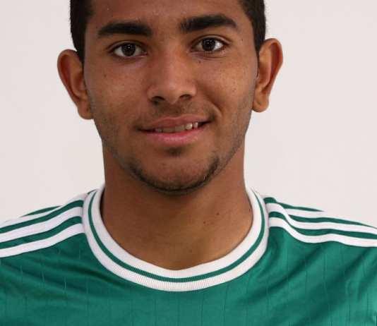 Mateus Muller, 18 anos, Campeão com a seleção sub-20.