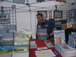 Tundra Comics at the Palmer Fling