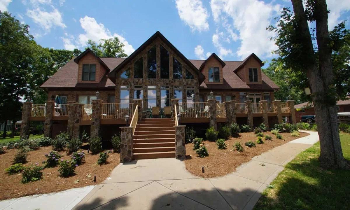 Wrap Around Front Porch Addition Home Addition Ideas
