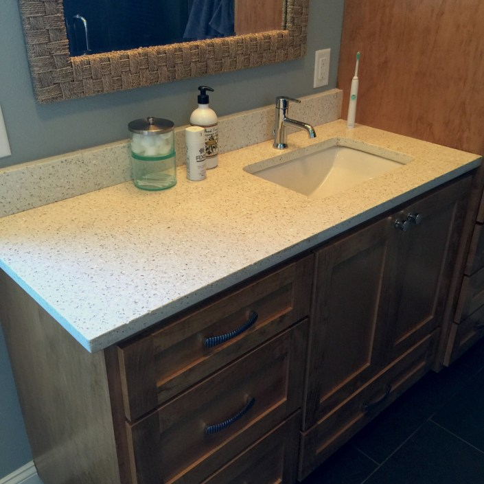 PDD design home downstairs bathroom sink