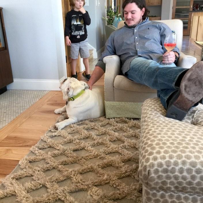 PDD design home living room
