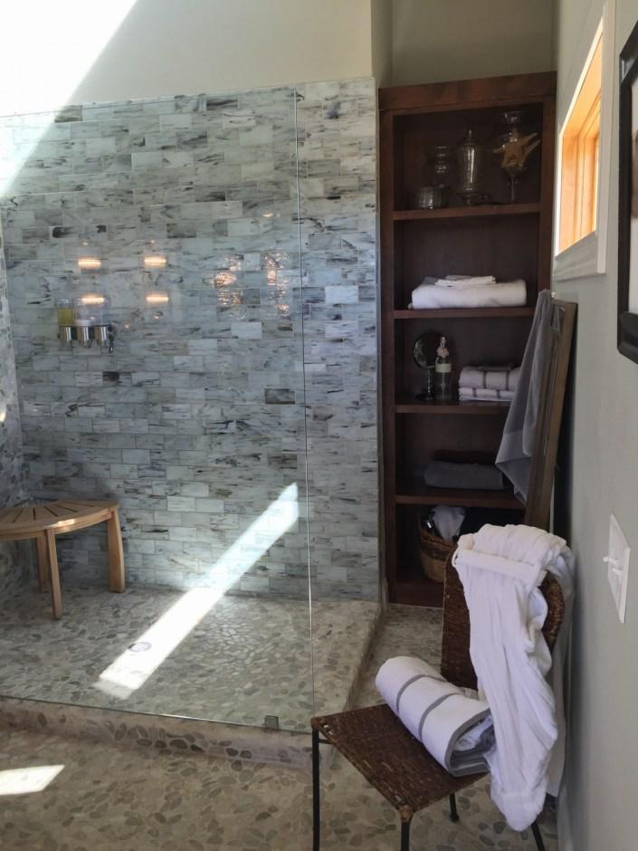 PDD design home stone shower