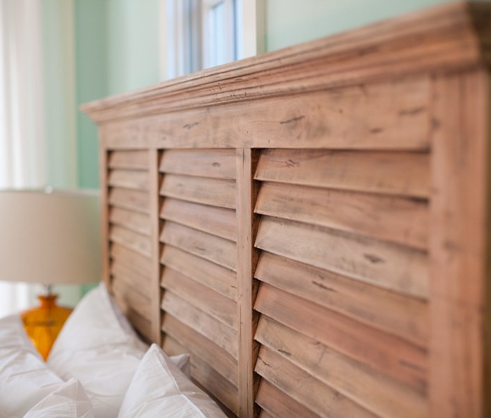 Generations beach house headboard