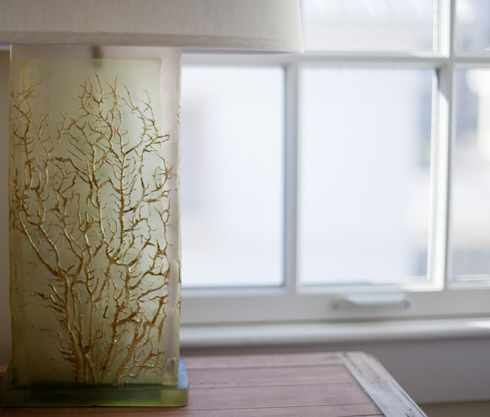 Generations beach house lamp