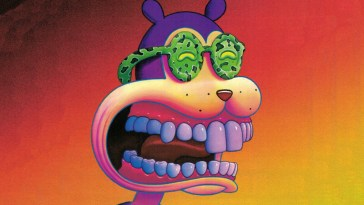 jim woodring's frank