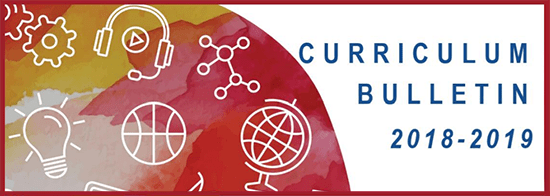 curriculum bulletin