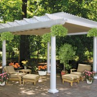 Let Palmetto Outdoor Spaces help you create an outdoor living space with an under pergola canopy. Add to an existing pergola or have us build and install the canopy cover for rain and sun protection.