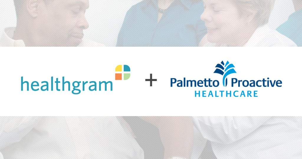 Healthgram Partners with Palmetto Proactive