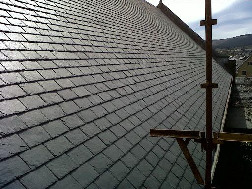 slate tile roofing slate til roof