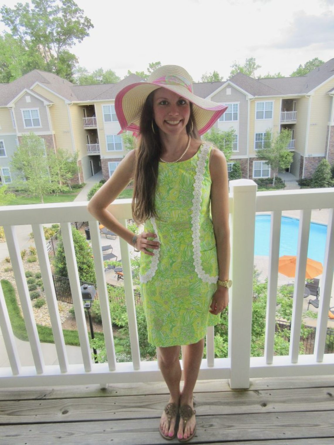 Lilly Pulitzer Liz Shift in Crazy Cat House