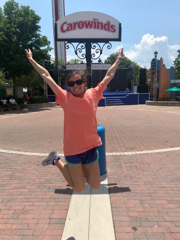 State Line at Carowinds