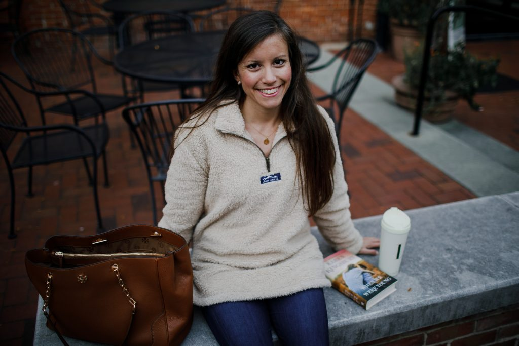 Lauren James Sherpa Pullover