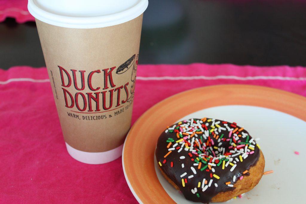 Duck Donuts Durham
