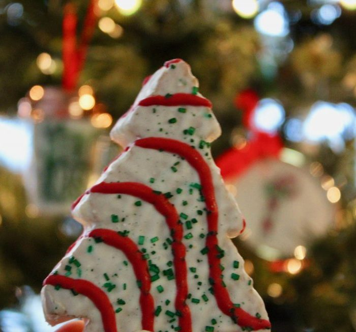 Little Debbie Christmas Tree Cake
