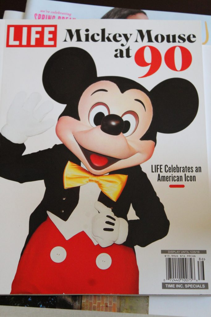 Life Magazine Mickey's 90th