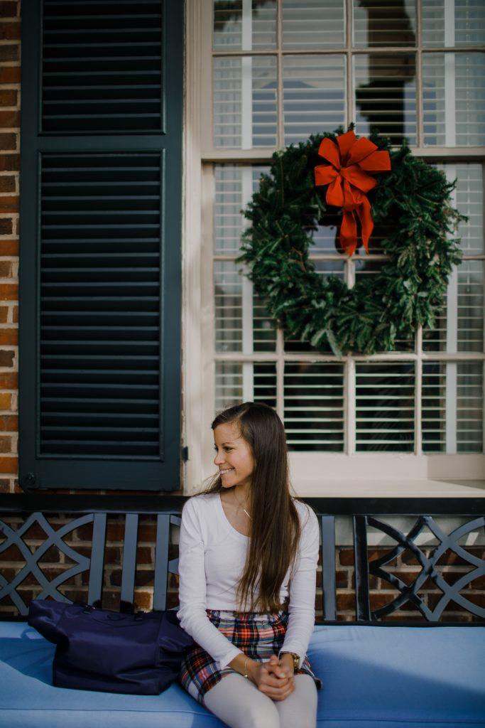 Christmas Decorations at the Carolina Inn