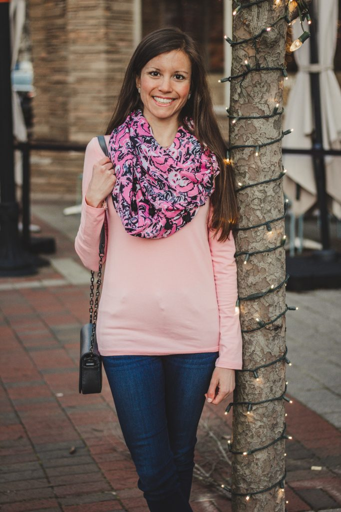 Styling a Classic Pink Shirt Three Ways
