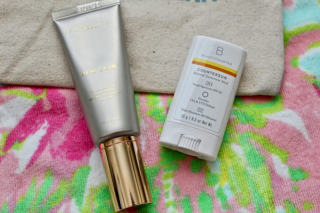 Beautycounter products I've tried