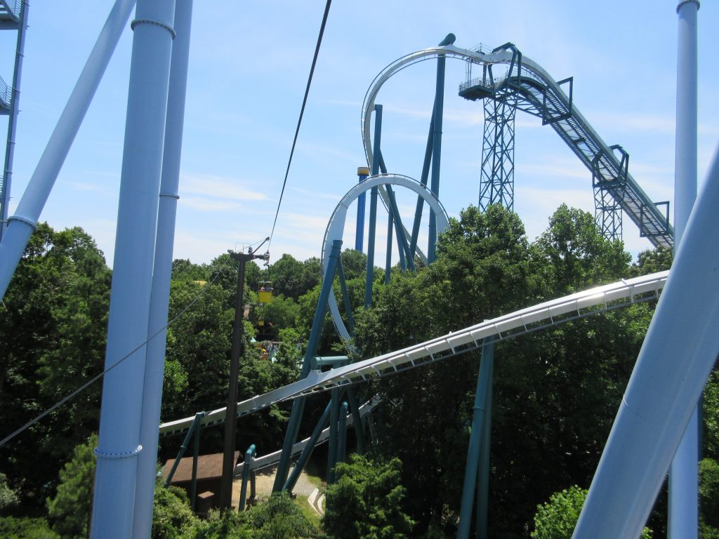 Alpengeist Busch Gardens Williamsburg