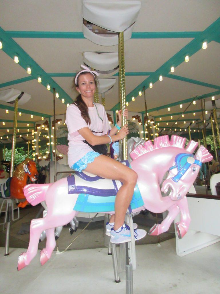 Busch Gardens Williamsburg Kinder Karussel