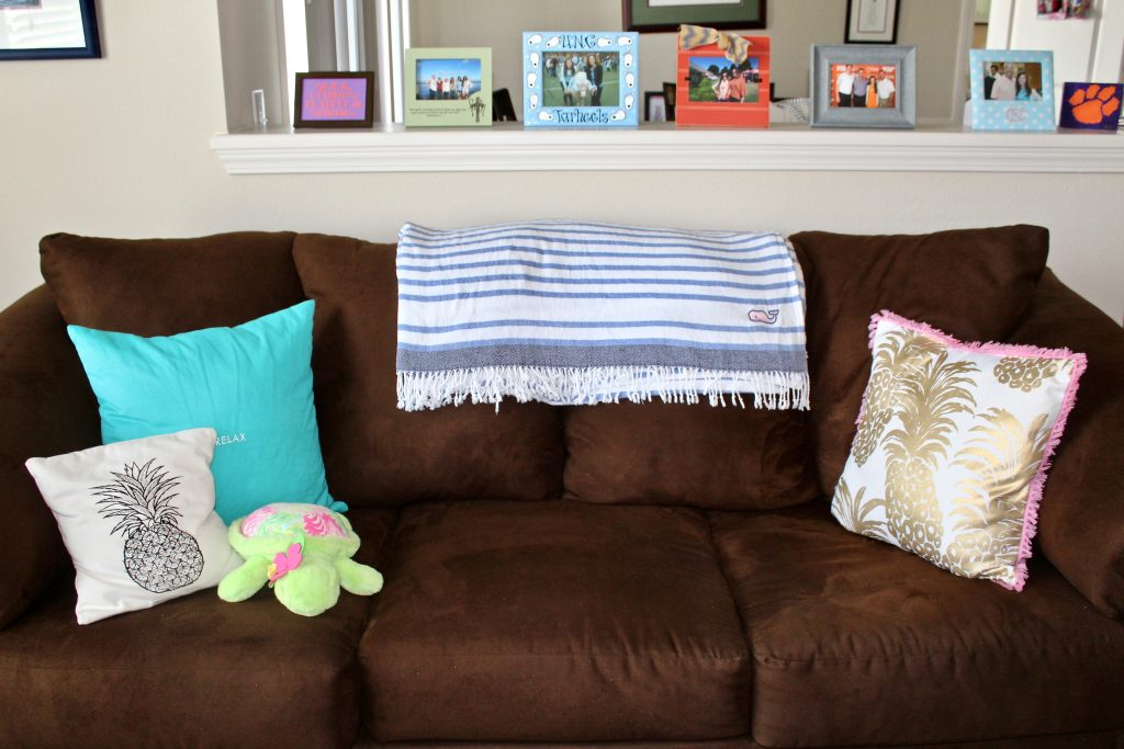 Striped Whale Throw Vineyard Vines for Target