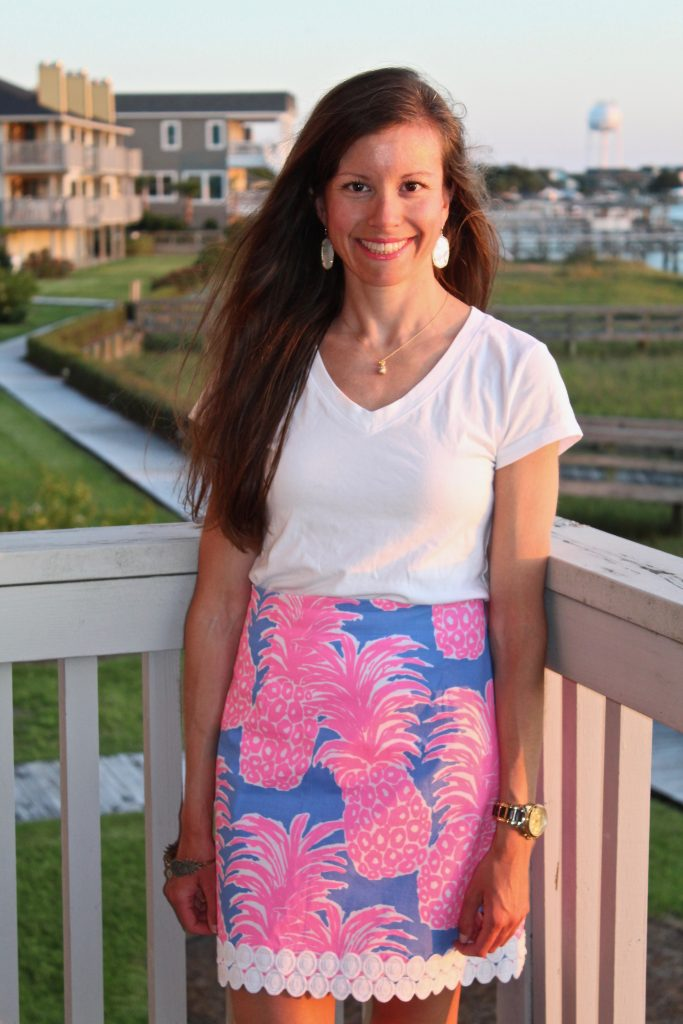 Lilly Pulitzer Little Flamenco Izzy Skirt