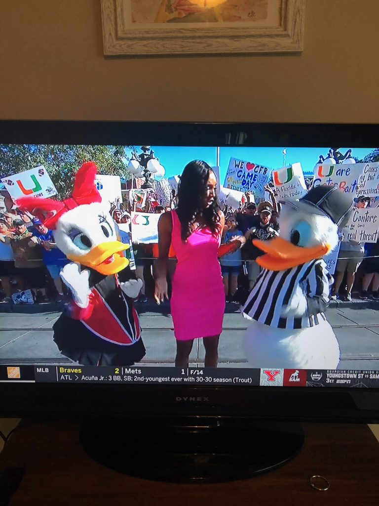 College GameDay at Disney World