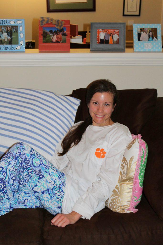 Lilly Pulitzer Pajama Pants 60 Animals