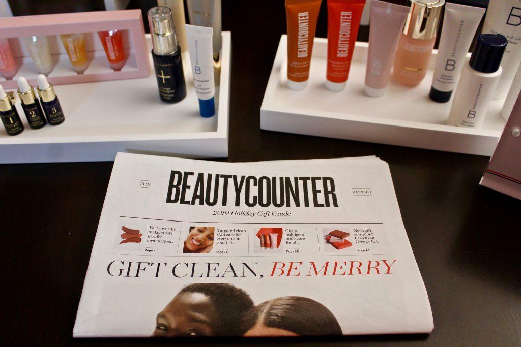 Beautycounter Holiday 2019