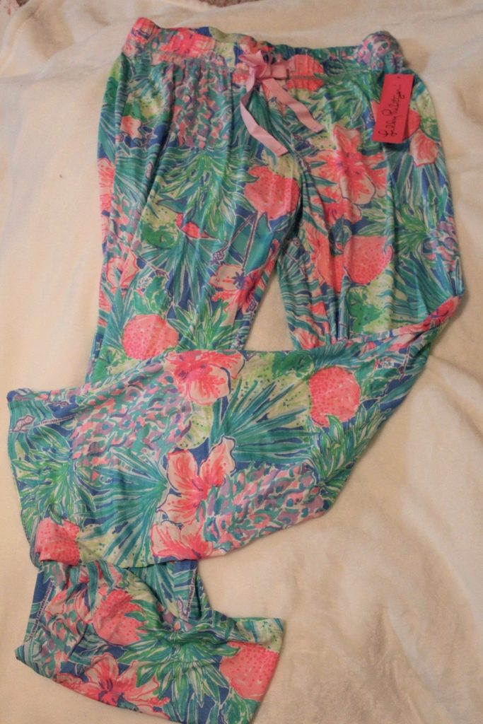 Lilly Pulitzer Swizzle In PJ Pants