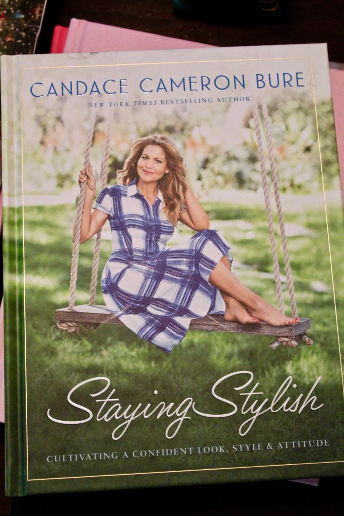 Candace Cameron Bure Stayling Stylish