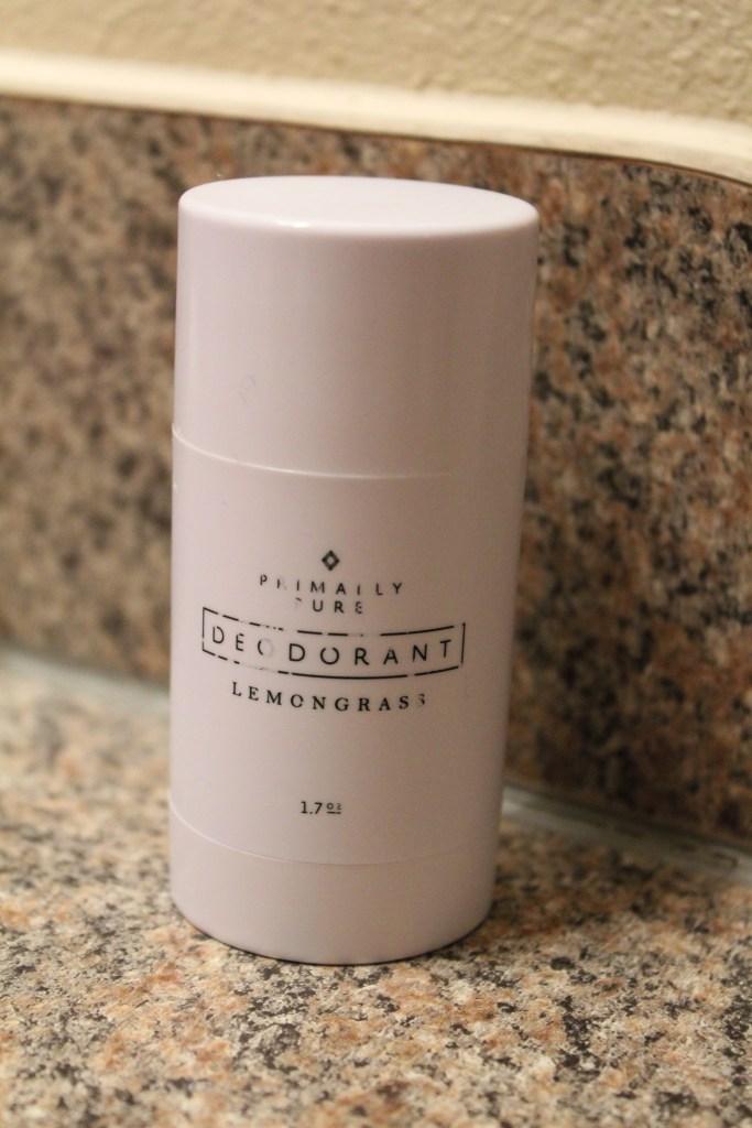 Primally Pure Deodorant